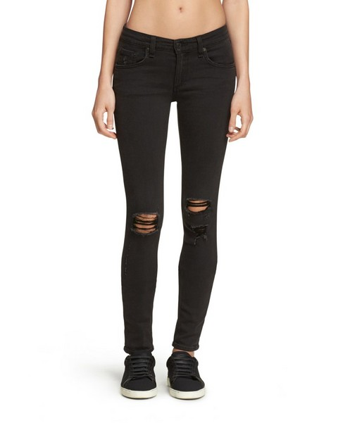 RAG & BONE Skinny Soft Rock Jeans