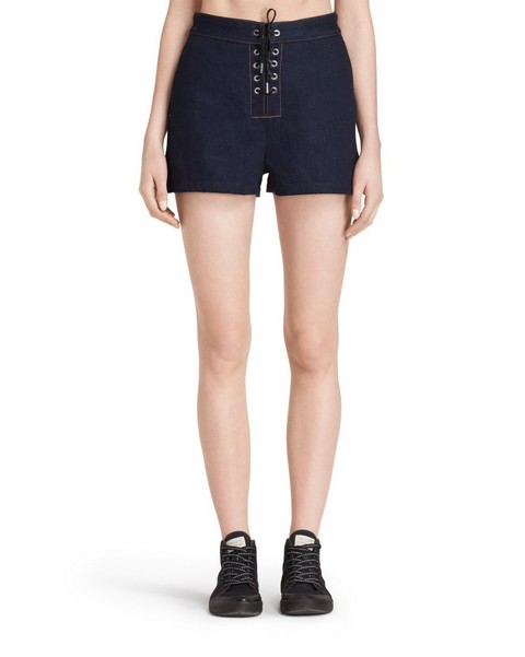 RAG & BONE Lace Up Short