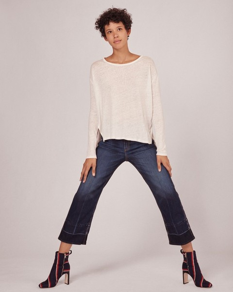 RAG & BONE LOU CROP