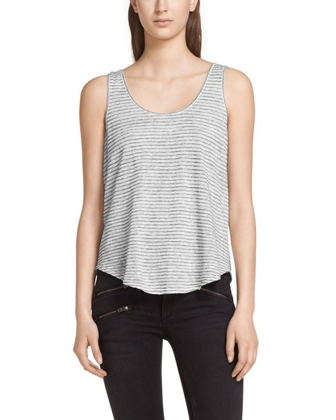 RAG & BONE Summer Stripe Canyon Tank