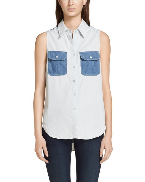 RAG & BONE Utility Sleeveless Top