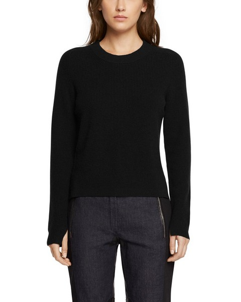 RAG & BONE VALENTINA CASHMERE CROP SWEATER