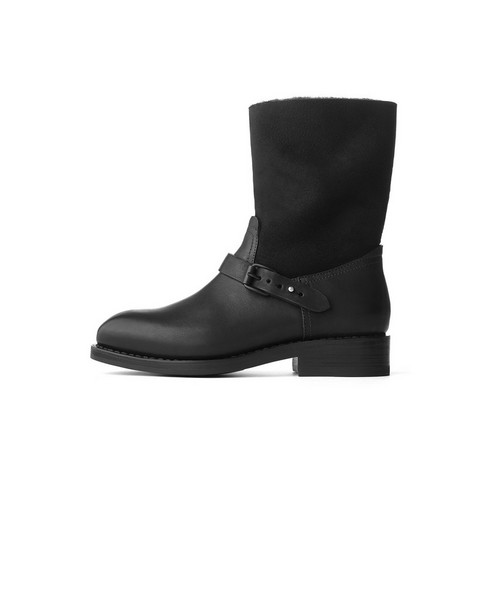 RAG & BONE OLIVER BOOT SHEARLING