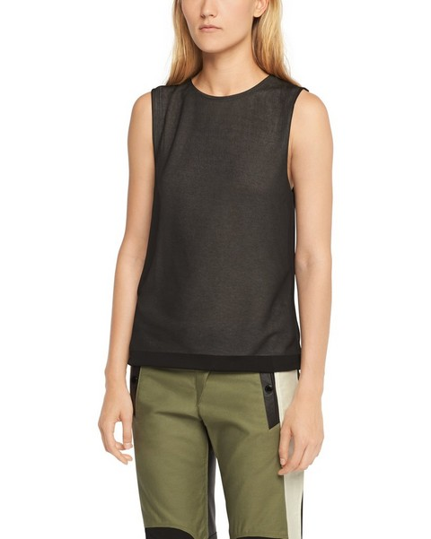 RAG & BONE ALEXIS MESH TOP