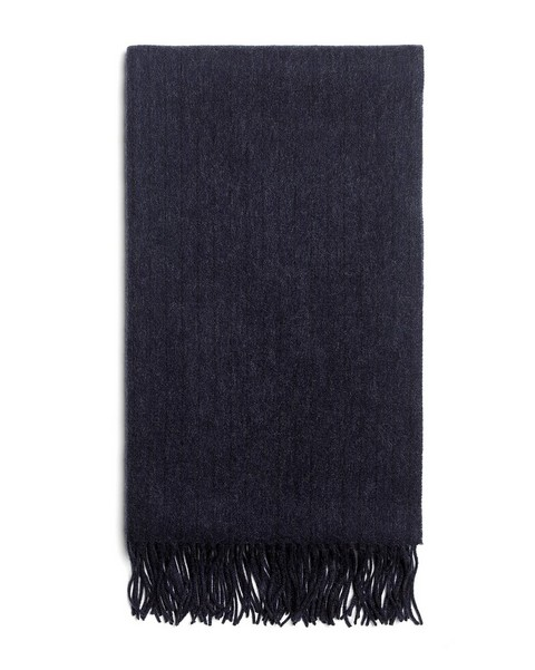 RAG & BONE BRUSHED PINSTRIPE SCARF