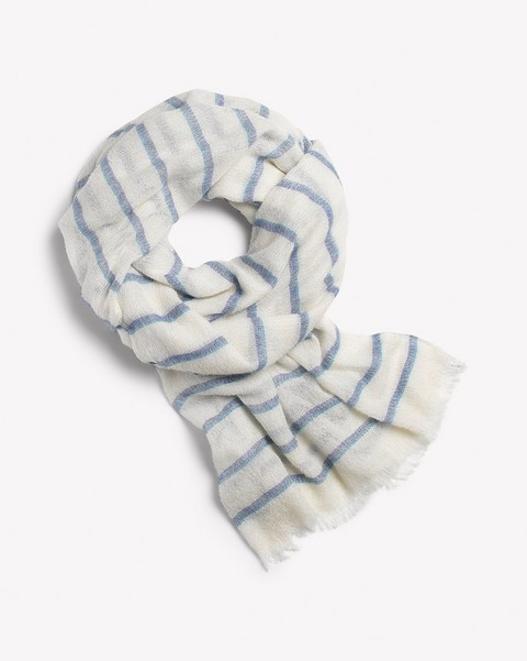 RAG & BONE ROWING STRIPE SCARF