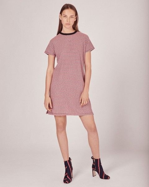 RAG & BONE RACER DRESS