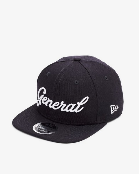 RAG & BONE GENERAL BASEBALL CAP