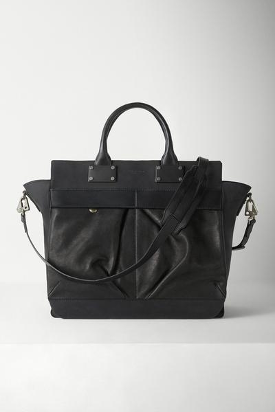 Sale alerts for Rag & Bone LARGE PILOT BAG – BLACK - Covvet