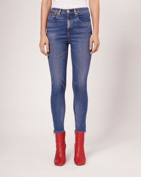 RAG & BONE O RING DIVE capri JEAN