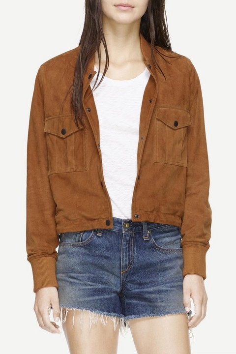RAG & BONE STATE JACKET