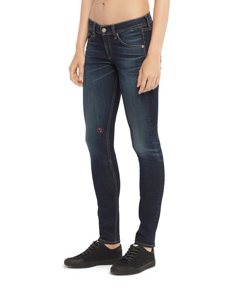 RAG & BONE SKINNY - EMBROIDERED