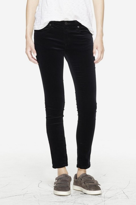 RAG & BONE ZIPPER CAPRI