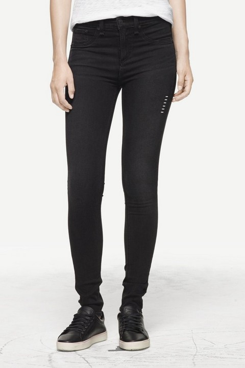 RAG & BONE BASSER HIGH RISE LEGGING