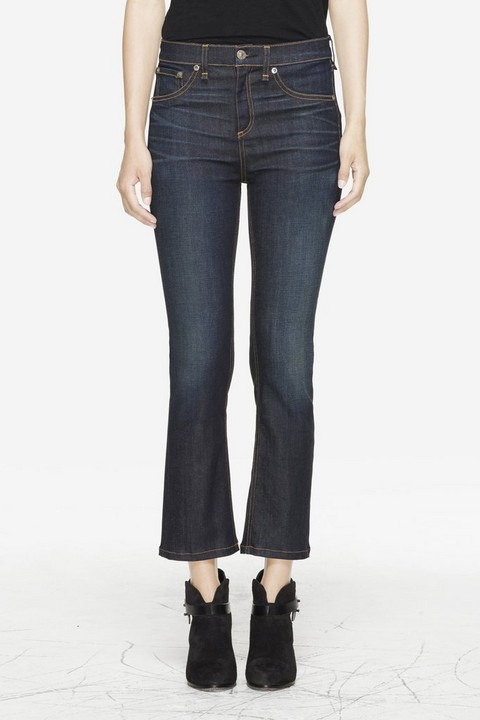 RAG & BONE 10 INCH CROP