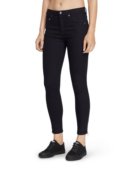 RAG & BONE 10 INCH ZIPPER CAPRI