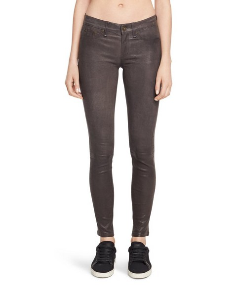 RAG & BONE SKINNY LEATHER