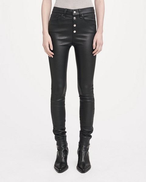 RAG & BONE LEATHER AME PANT