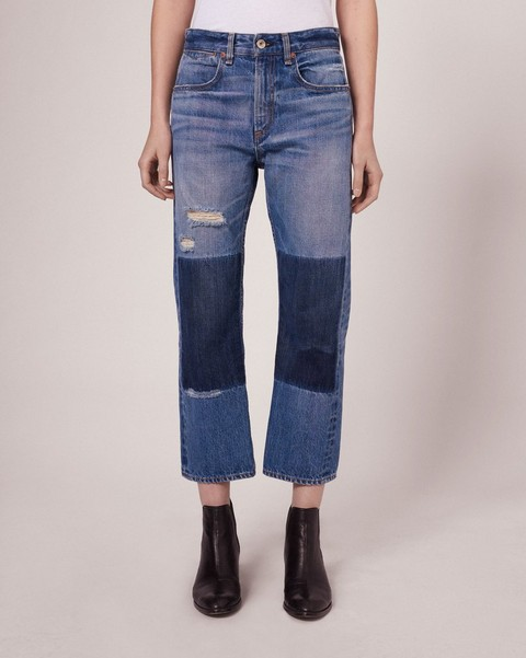 RAG & BONE MARILYN BUCKLE BACK