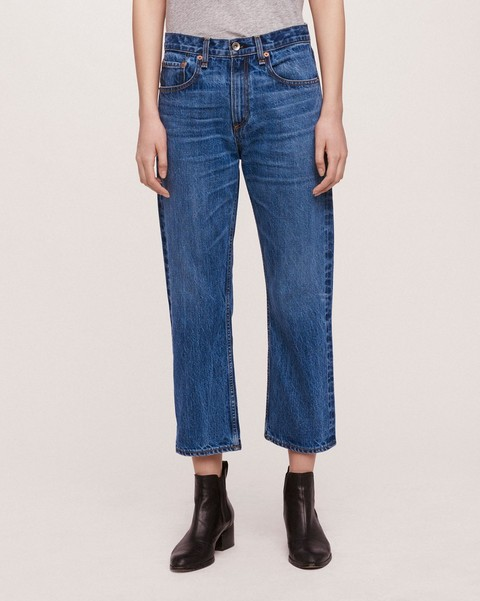 RAG & BONE MARILYN CROP JEAN