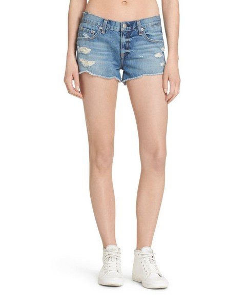 RAG & BONE CUT OFF SHORT