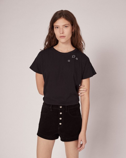 RAG & BONE LOU SHORT JEAN