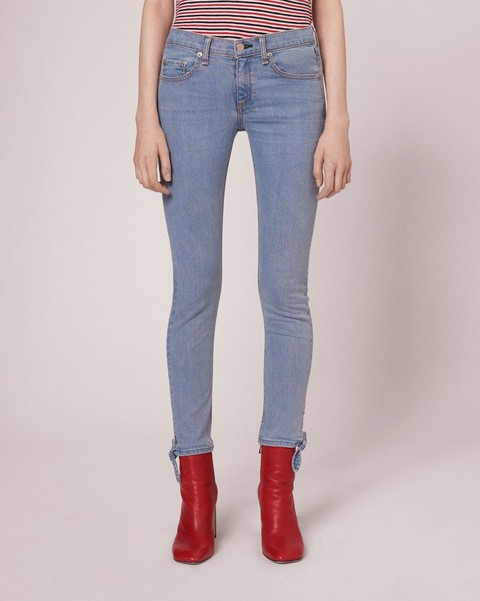 RAG & BONE STEVIE CAPRI JEAN