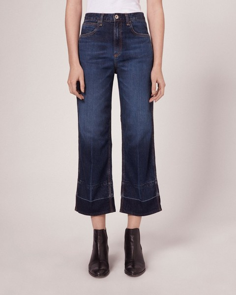 RAG & BONE LOU CROP JEAN