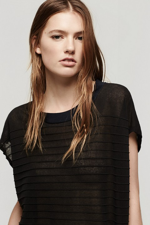 RAG & BONE NOREEN TOP