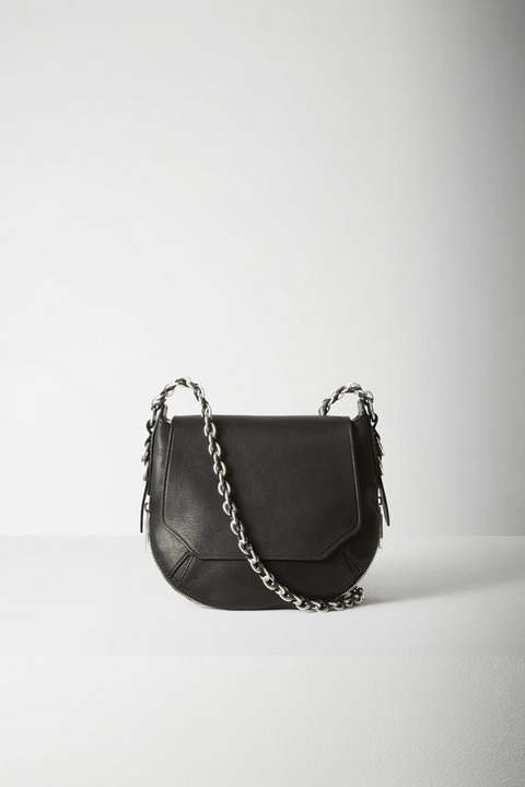 RAG & BONE BRADBURY MINI FLAP CHAIN HOBO