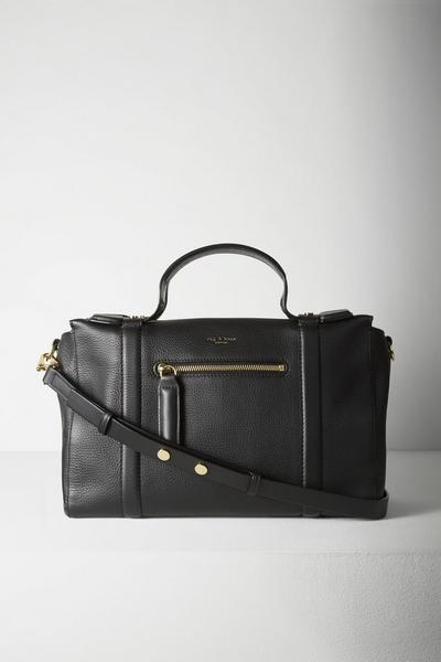 Sale alerts for Rag & Bone ASTON SATCHEL – PEBBLE BLACK - Covvet