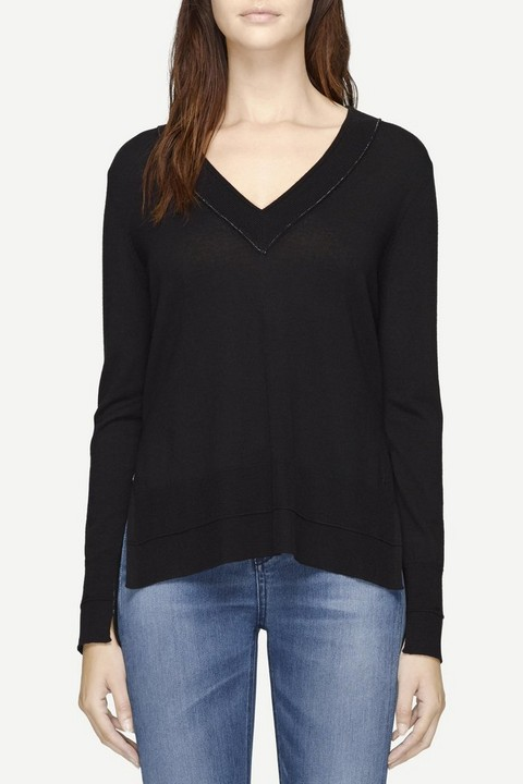 RAG & BONE LEANNA V-NECK