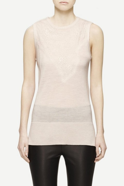 RAG & BONE CAROLYN SLEEVELESS TOP