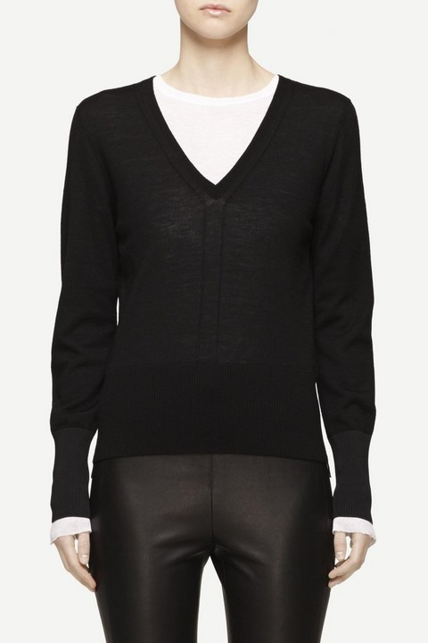 RAG & BONE JESSICA V-NECK