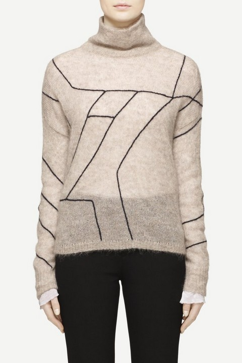 RAG & BONE SONYA TURTLENECK