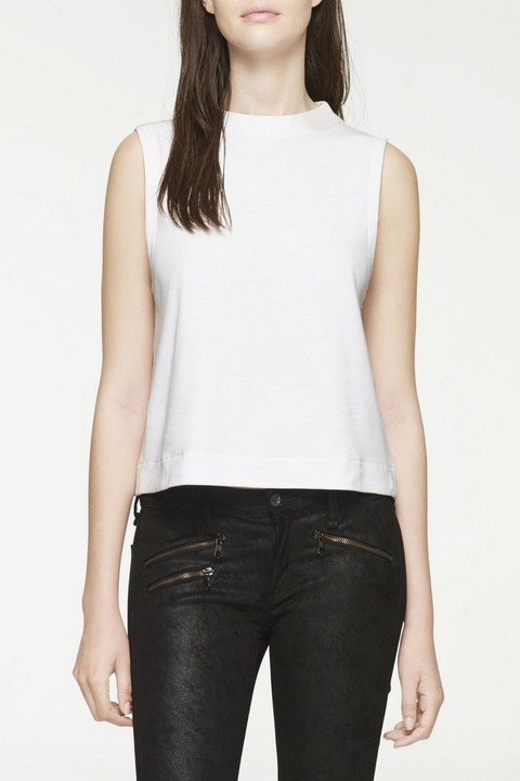 RAG & BONE CHARLEY MOCK NECK