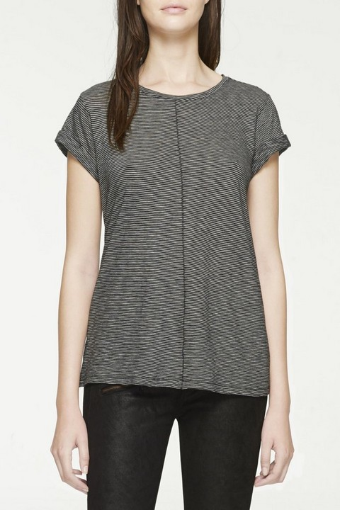 RAG & BONE MEADOW SHORT SLEEVE TEE