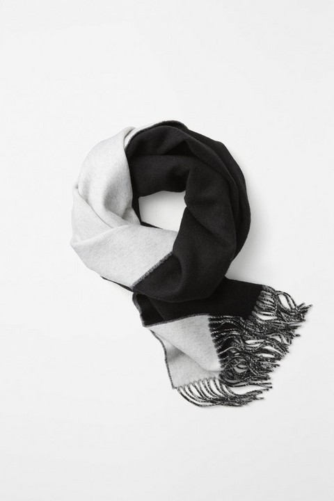 RAG & BONE DOUBLE FACE SCARF