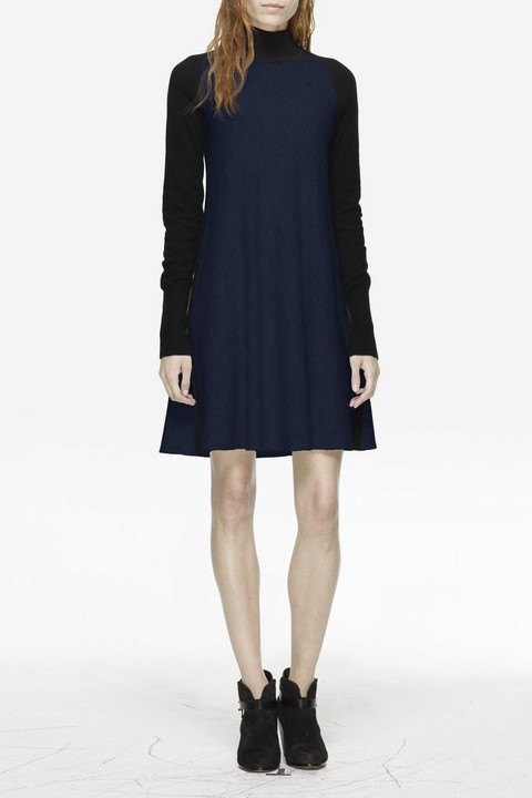RAG & BONE FRANCINE SWEATER DRESS