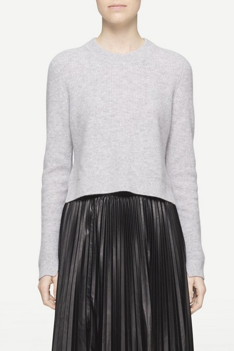 RAG & BONE VALENTINA CROP SWEATER