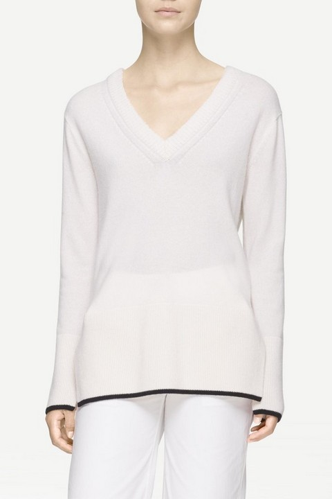 RAG & BONE FLAVIA V-NECK