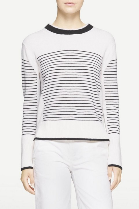 RAG & BONE MASIE STRIPED CREW