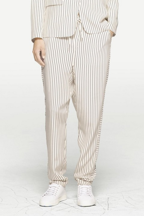 RAG & BONE STRIPED TRACK PANT