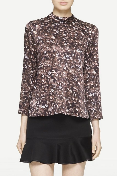 RAG & BONE AUDREY LONG SLEEVE TOP