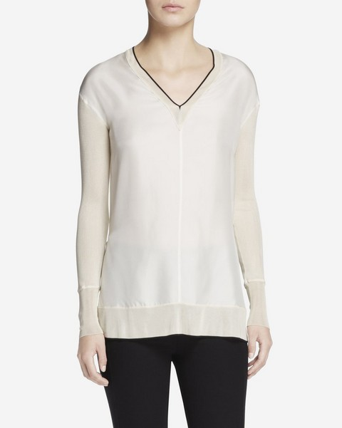 RAG & BONE MAUDE LONG SLEEVE SHIRT