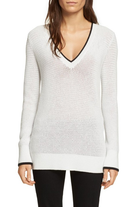 RAG & BONE ELIZABETH V-NECK