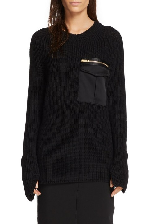 RAG & BONE GREER ARMY PULLOVER