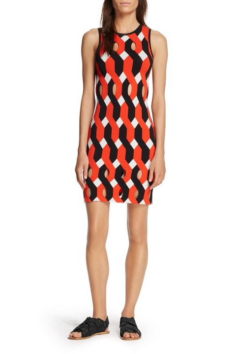 RAG & BONE OLYMPIA SHORT DRESS