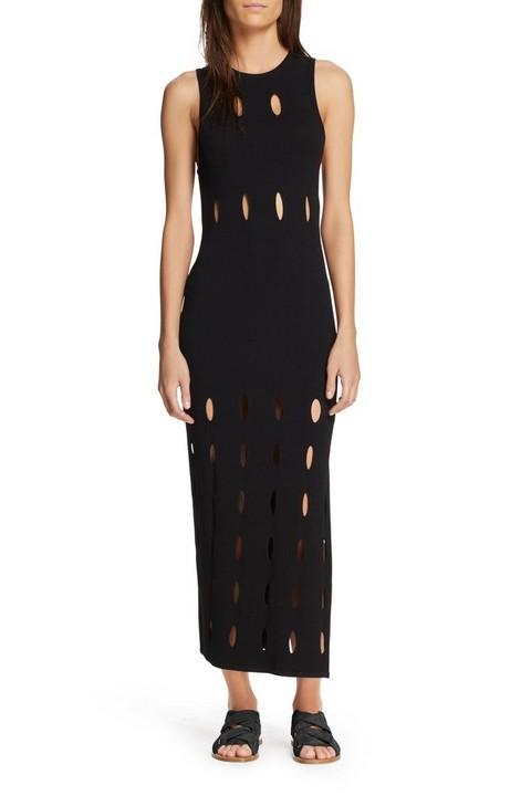 RAG & BONE OLYMPIA SOLID DRESS