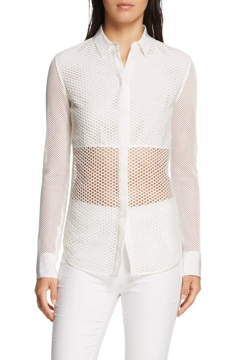RAG & BONE LUNA SHIRT